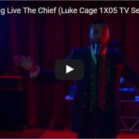 "Jidenna ""Long Live The Chief (Harlem's Luke Cage 1X05 TV Series"" (Video)"