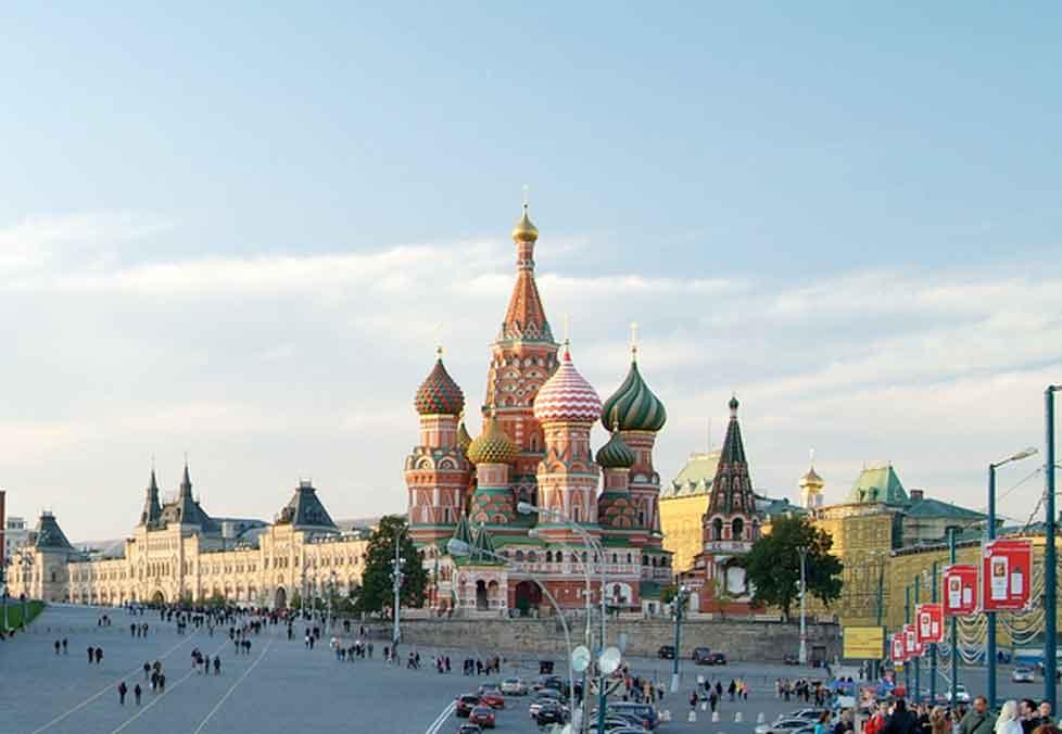 Stay away from Harlesden warn Russian state media