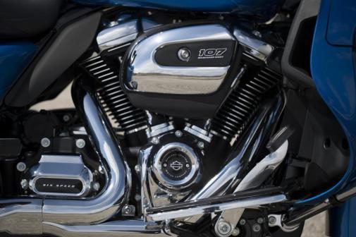 Motocykel Harley-Davidson touring Road Glide Ultra