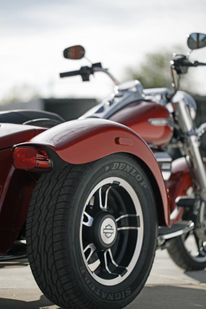 Trojkolka Harley-Davidson Freewheeler