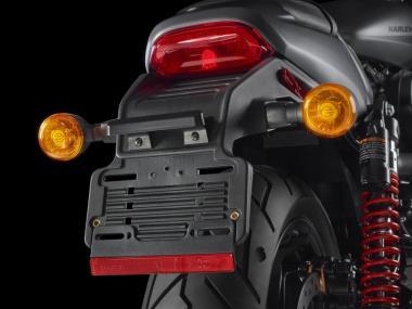 Motocykel Harley-Davidson Street Rod XG 750A
