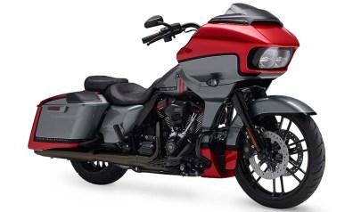 Motocykel Harley-Davidson CVO Road Glide