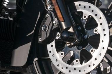 Motocykel Harley-Davidson CVO Street Glide model 2018