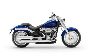 Motocykel Harley-Davidson Softail Fat Boy 114