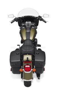 Motocykel Harley-Davidson Heritage Softail Classic 107