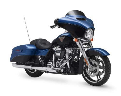 Motocykel Harley-Davidson Street Gide 115 výročie