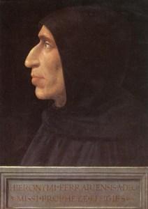 Savonarola by Fra Bartolomeo