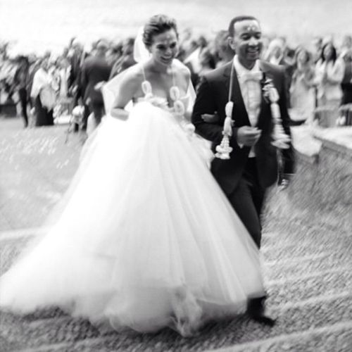Medium Of Celebrity Wedding Dresses