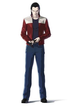 Ajin TV Anime Character design 6