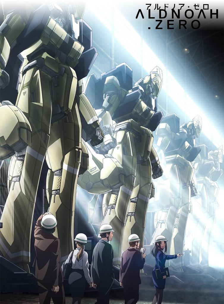 Aldnoah Zero2 Anime Trending Rankings of Summer 2014 – Week 5