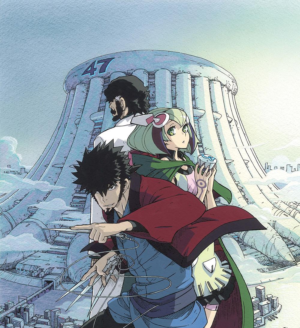 Dimension-W-Anime-Visual