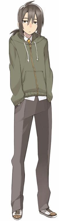 HaruChika Support Cast Character designs Kaiyuu Hayima
