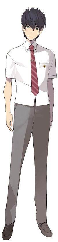 HaruChika Support Cast Character designs Nobunaga Shimazaki