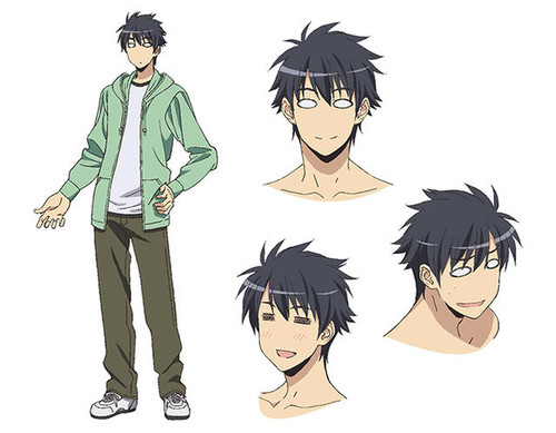 Monster Musume's Kurusu Kimihito Cast Revealed