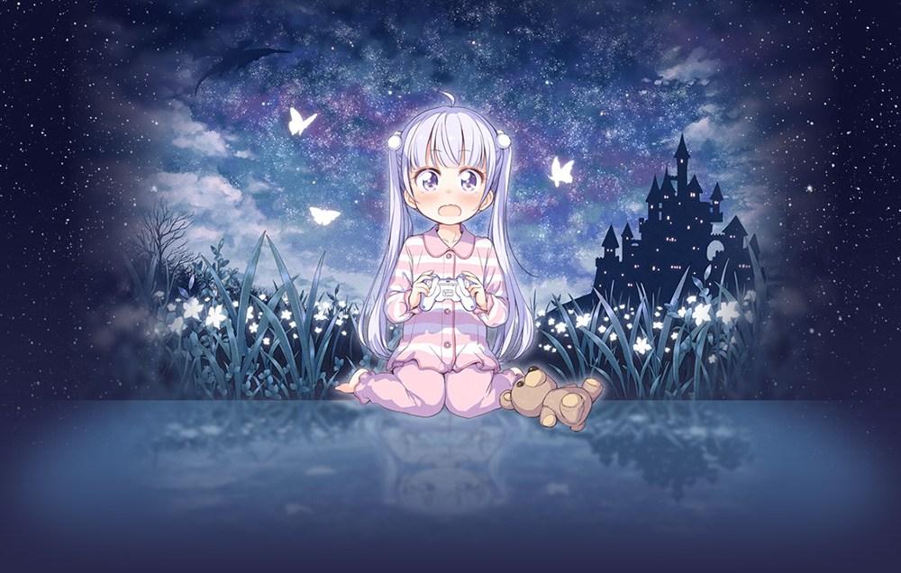 New-Game-Anime-Visual