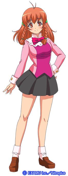 Nitroplus Blasters Heroines Infinite Duel Muramasa Full Natsumi Aihara Hello World haruhichan.com Visual Novel Fighter game