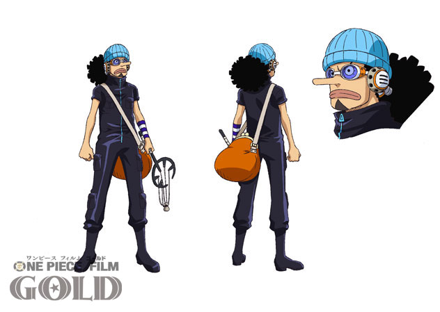 One Piece Film Gold Character Designs 0005