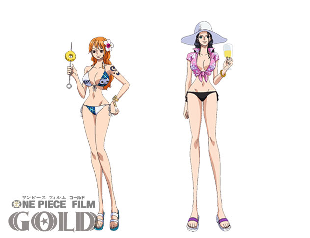 One Piece Film Gold Character Designs 0021