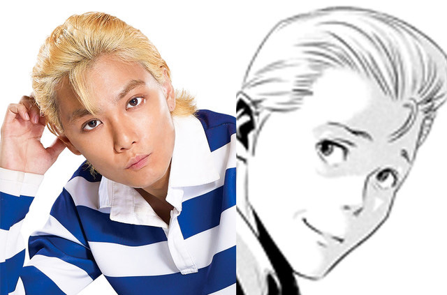 Prison School Live-Action Drama cast 5