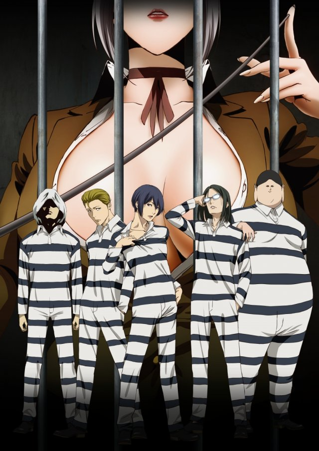 Prison School anime visual kangoku gakuen anime visual