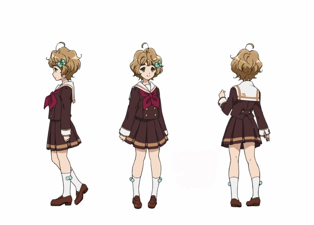 Sound! Euphonium character designs kyoto animation Haruhichan.com Hibike! Euphonium Kitauji Koukou Suisougaku-bu e Youkoso kyoani 3