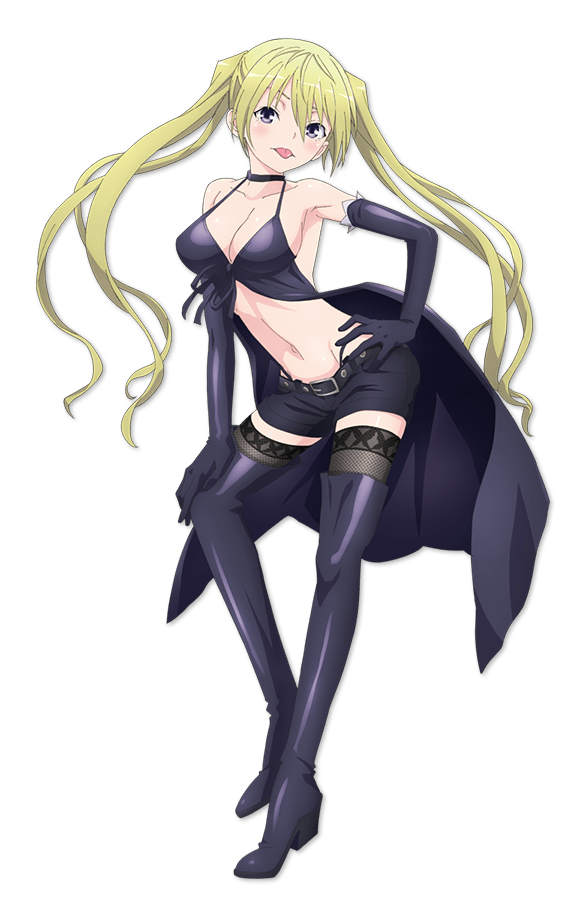 Trinity Seven anime cast character Liselotte Sherlock haruhichan.com トリニティセブン Fall 2014 anime Trinity Seven Promotional Video 3, Key Visual, Cast and Staff Revealed