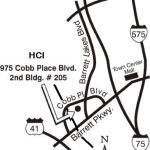 HCI map