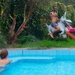 Stranger things have happened in hot springs.