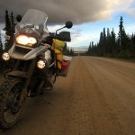 On the Dalton Highway and already collecting dirt.