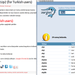 Sözlük betiği: LookItUp2 (for Turkish users)
