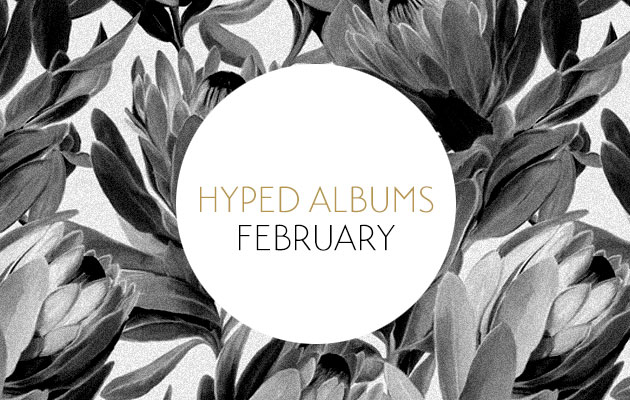 Anticipated Albums in February