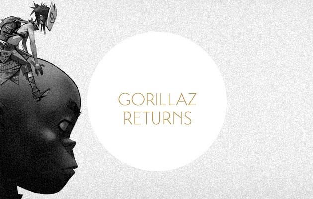 Gorillaz 2015