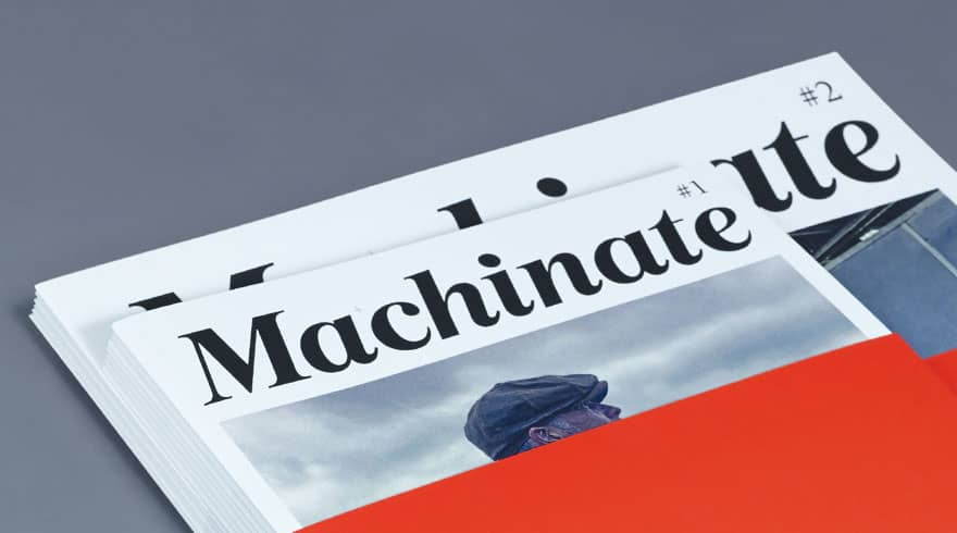 Machinate Project Book 1 and 2
