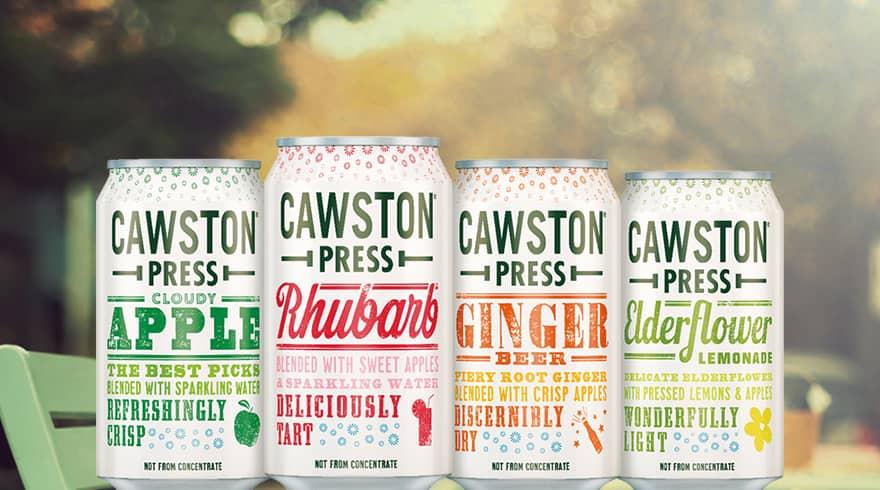 Cawston Press Soft Drinks