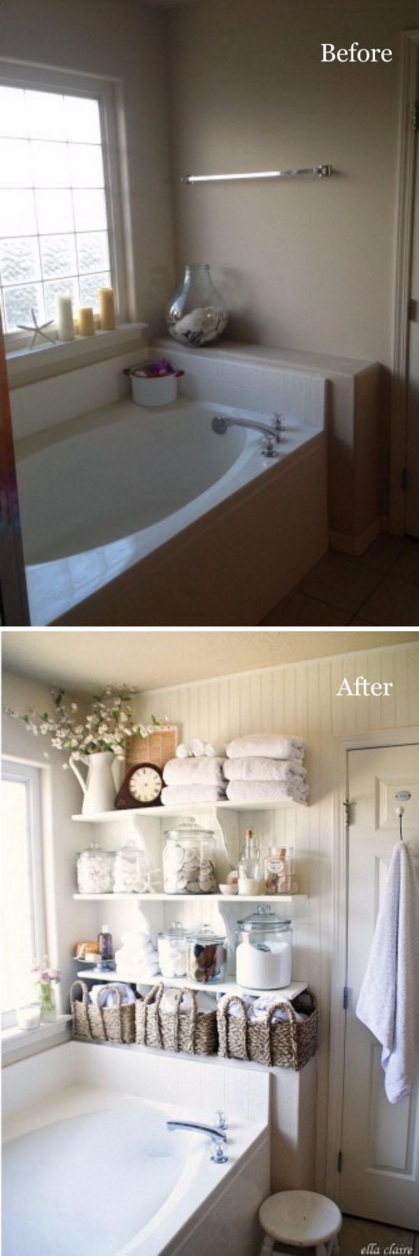 Fullsize Of Shelf Ideas For Small Bathroom