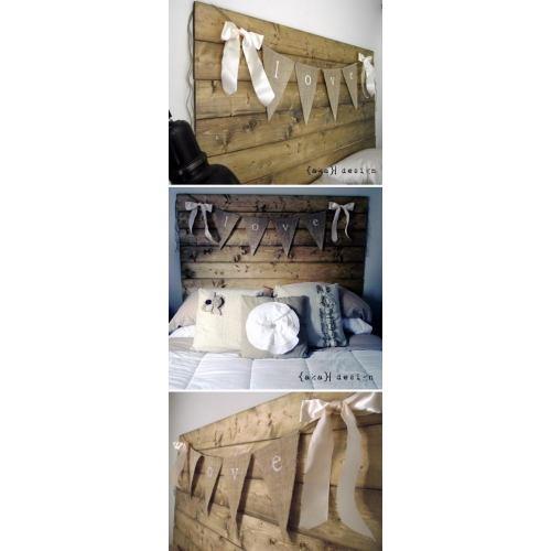Medium Crop Of Reclaimed Wood Headboard
