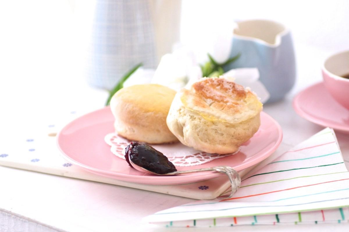 Stütchen - Milchbrötchen - Rezept für wunderbares Frühstücksglück