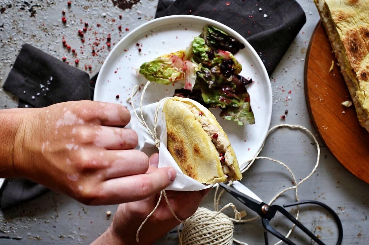 Super leckere und mega fix zubereitete Thunfisch-Piadina
