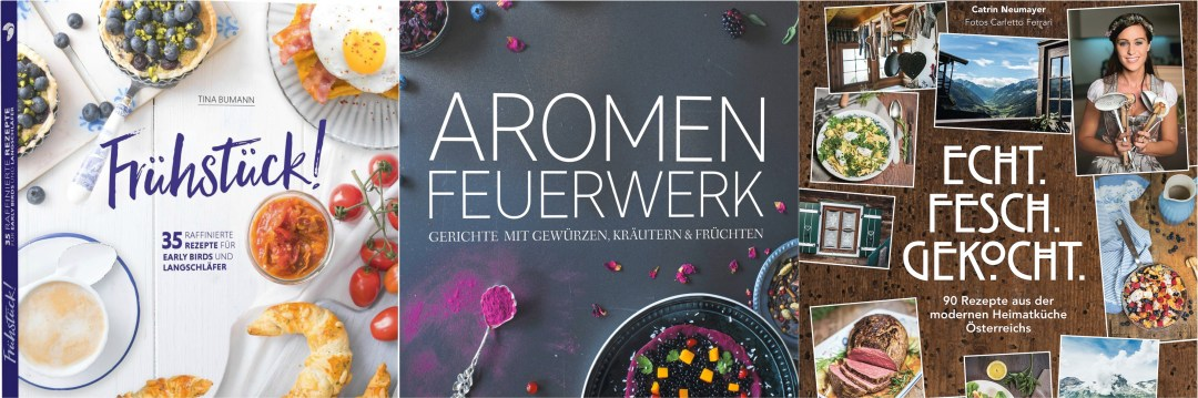 Lieblings-Kochbücher Hattgekocht
