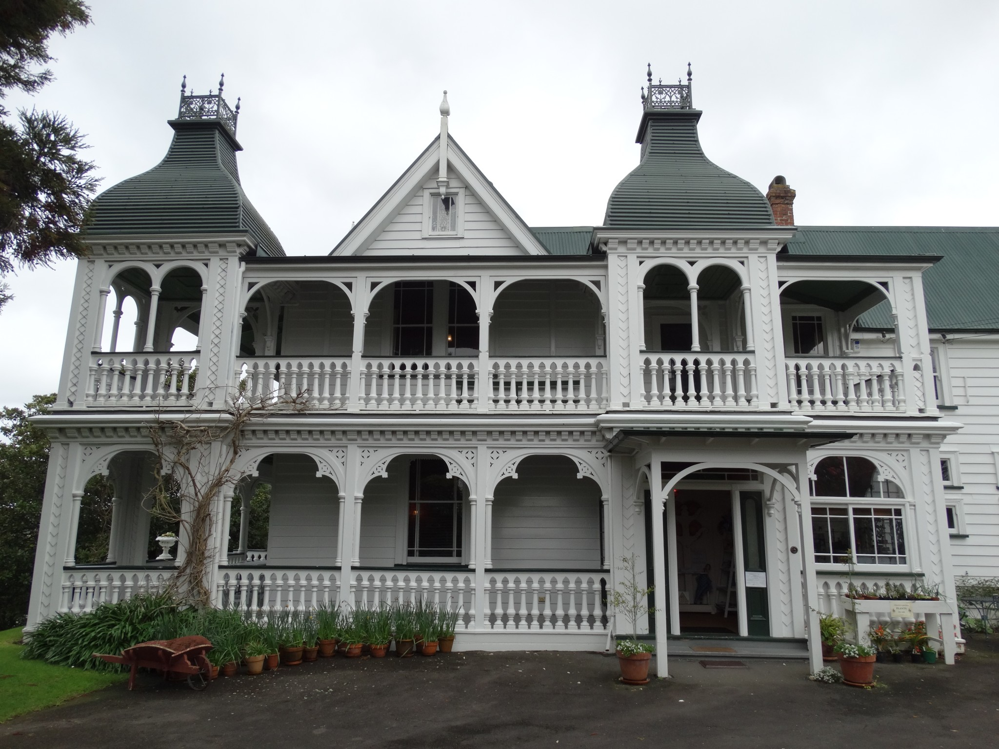 Alberton House - Mt Albert, Auckland