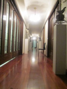 Smith and Caughey's, Corridor
