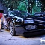 front-blur