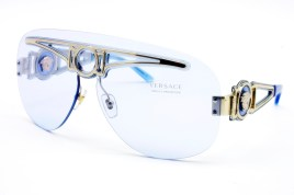 Versace VE2131 shield sunglasses