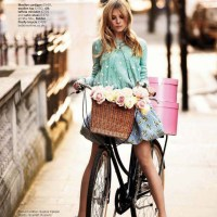 Currently Coveting: A Vintage Inspired Bicycle