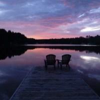 A Muskoka Sunrise - Lake of Bays
