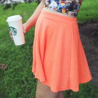 Style Post: Crop Tops and Mini Skirts
