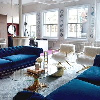 Home Inspiration: Tamra Sanford's Chic Soho NYC Loft