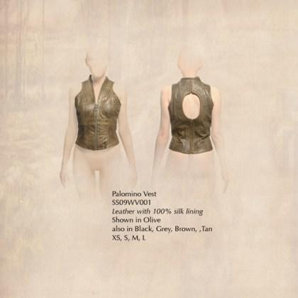 Palomino Vest