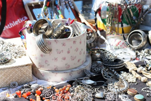Accessories at the Melrose Trading Post
