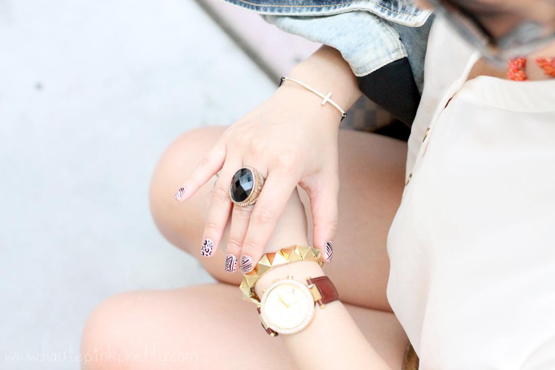 Smile smile bracelet me nake you